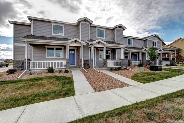 6116 Summit Peak Court #102, Frederick, CO 80516 (#2624625) :: The Healey Group