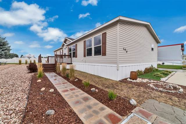 4412 E Mulberry Street #350, Fort Collins, CO 80524 (MLS #2624705) :: Keller Williams Realty