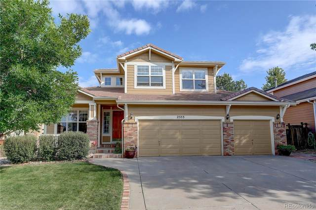 2553 Greensborough Drive, Highlands Ranch, CO 80129 (#2624851) :: Own-Sweethome Team