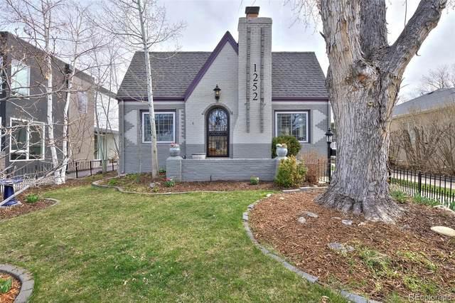 1252 Olive Street, Denver, CO 80220 (MLS #2624920) :: 8z Real Estate
