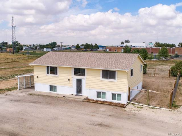 437 E Keen Avenue, Byers, CO 80103 (#2625209) :: Colorado Home Finder Realty
