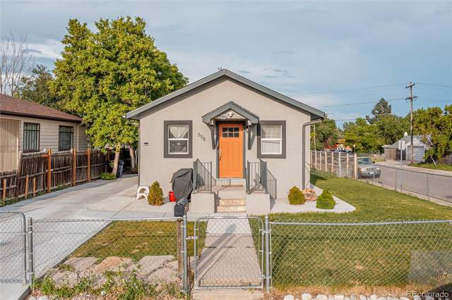 398 S Raleigh Street, Denver, CO 80219 (#2625228) :: Own-Sweethome Team