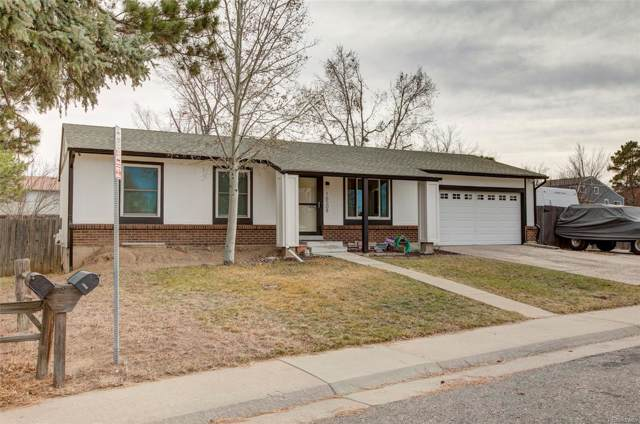 16508 E Layton Avenue, Aurora, CO 80015 (#2625387) :: HomeSmart Realty Group