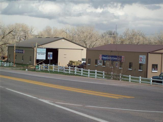 10240 St Hwy 86 Highway, Kiowa, CO 80117 (#2625692) :: The DeGrood Team