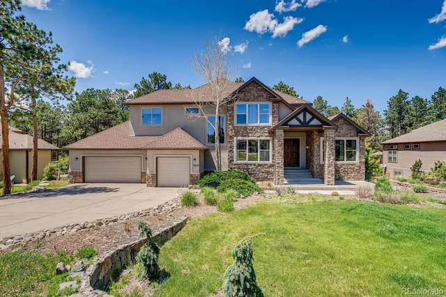 7434 Cameron Drive, Larkspur, CO 80118 (MLS #2625704) :: 8z Real Estate