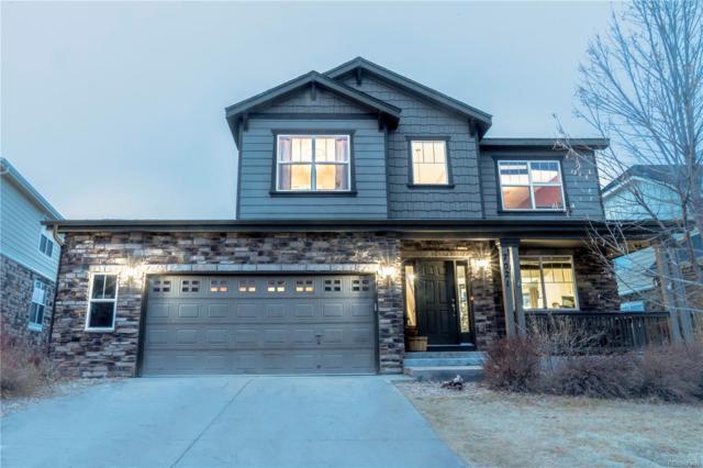 7021 S Oak Hill Circle, Aurora, CO 80016 (#2626291) :: The HomeSmiths Team - Keller Williams