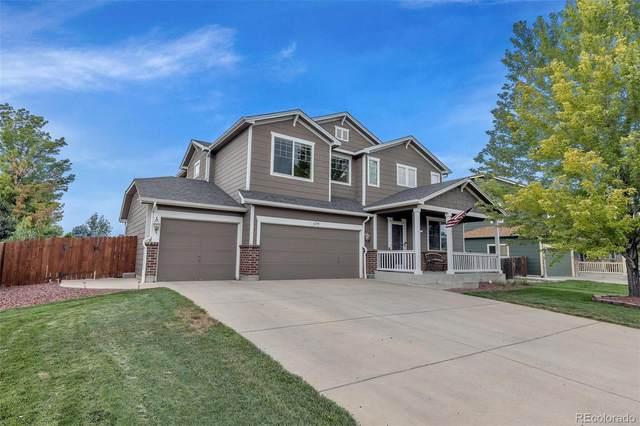 6298 Clayton Street, Frederick, CO 80530 (#2626316) :: Compass Colorado Realty
