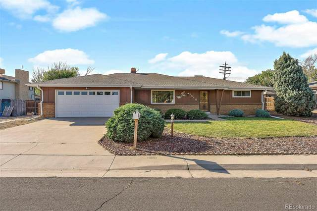 3840 W 66th Avenue, Arvada, CO 80003 (#2626816) :: The Griffith Home Team