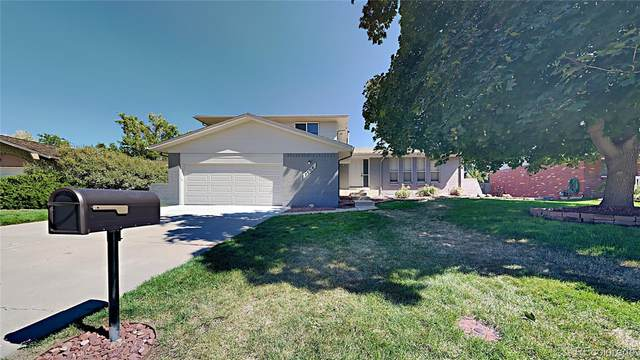 7356 S Lafayette Circle, Centennial, CO 80122 (#2627260) :: Bring Home Denver with Keller Williams Downtown Realty LLC