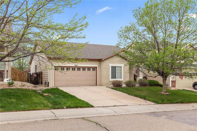 3841 S Jebel Way, Aurora, CO 80013 (#2627523) :: Sellstate Realty Pros