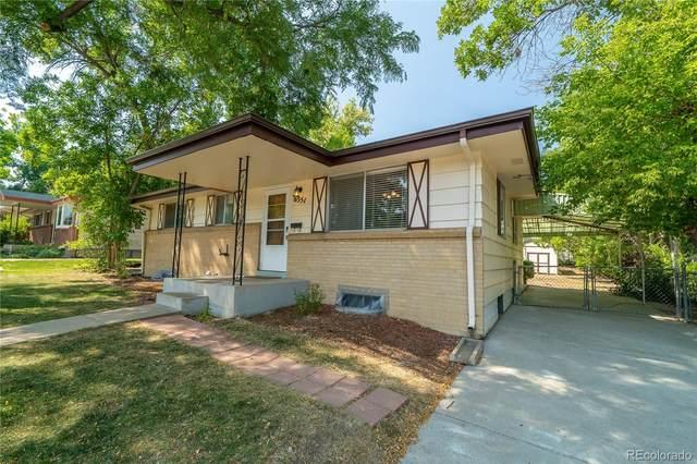 6551 S Cedar Street, Littleton, CO 80120 (MLS #2627795) :: 8z Real Estate