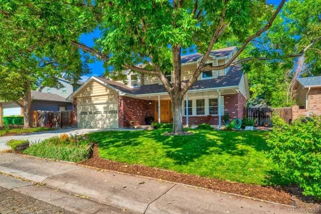 13333 W Saratoga Drive, Morrison, CO 80465 (MLS #2628014) :: Keller Williams Realty