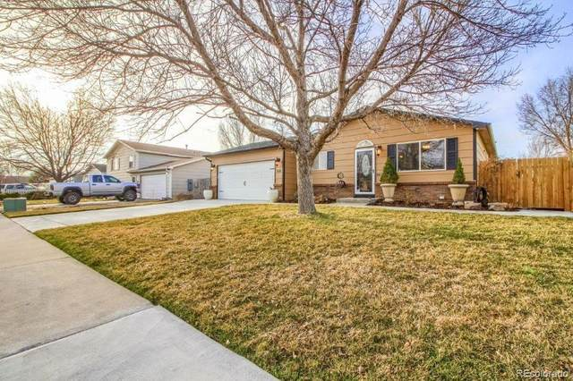 518 E 24th Street, Greeley, CO 80631 (#2628258) :: Bring Home Denver with Keller Williams Downtown Realty LLC