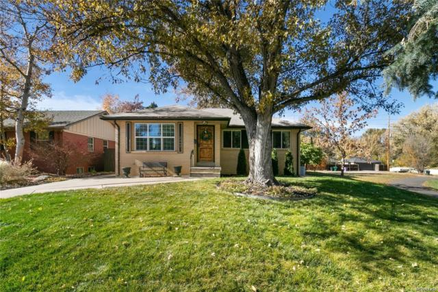 2667 S Clayton Street, Denver, CO 80210 (#2629032) :: Bring Home Denver with Keller Williams Downtown Realty LLC