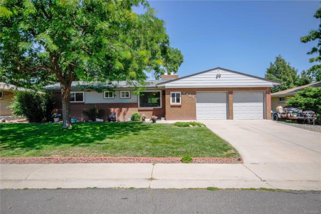 6243 W 62nd Avenue, Arvada, CO 80003 (#2629245) :: The Griffith Home Team