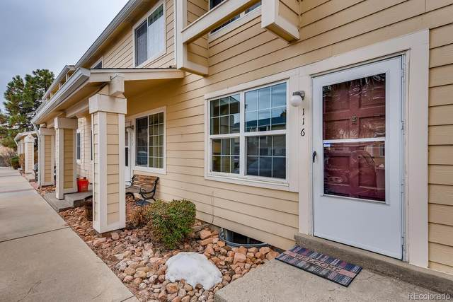 8915 Field Street #116, Westminster, CO 80021 (MLS #2629278) :: Wheelhouse Realty
