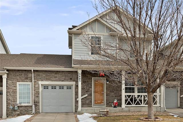 3485 E 123rd Drive, Thornton, CO 80241 (#2629427) :: The Brokerage Group