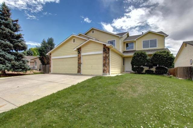 19876 E Union Drive, Centennial, CO 80015 (#2629792) :: James Crocker Team