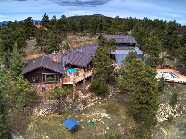 6511 Kilimanjaro Drive, Evergreen, CO 80439 (#2629935) :: Berkshire Hathaway Elevated Living Real Estate