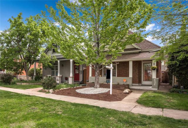 432 S Grant Street, Denver, CO 80209 (MLS #2629983) :: 8z Real Estate