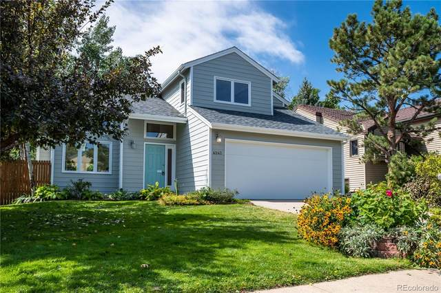 4243 Amber Street, Boulder, CO 80304 (#2630171) :: The DeGrood Team