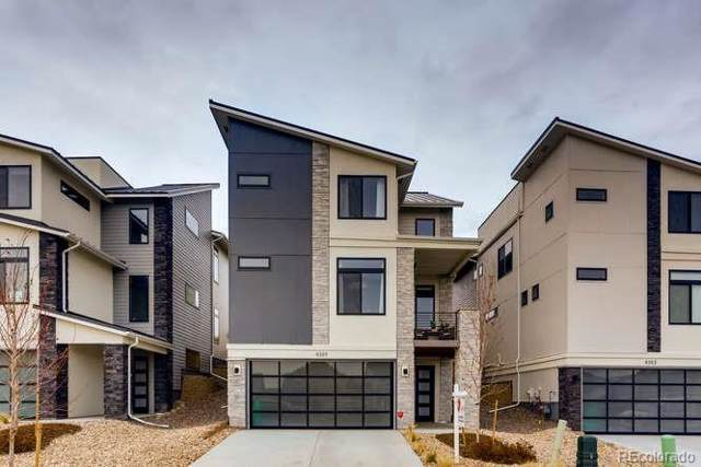 4349 N Meadows Drive, Castle Rock, CO 80109 (#2630210) :: Harling Real Estate
