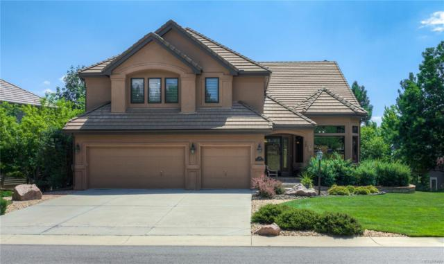 20 Prairie Clover, Littleton, CO 80127 (MLS #2630923) :: 8z Real Estate