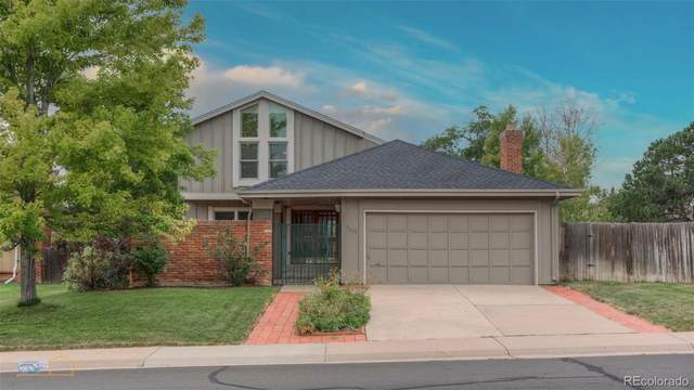 7621 S Ulster Court, Centennial, CO 80112 (#2630970) :: Own-Sweethome Team