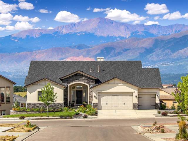 12422 Arrow Creek Court, Colorado Springs, CO 80921 (MLS #2631060) :: Bliss Realty Group