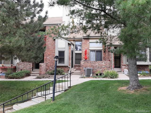 15150 E Princeton Place B, Aurora, CO 80014 (#2631144) :: The Heyl Group at Keller Williams