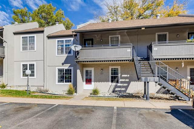 7110 S Gaylord Street K05, Centennial, CO 80122 (#2631322) :: Bring Home Denver with Keller Williams Downtown Realty LLC