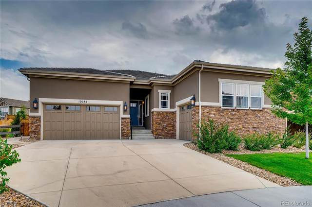 10082 Glenayre Court, Parker, CO 80134 (#2631409) :: Mile High Luxury Real Estate