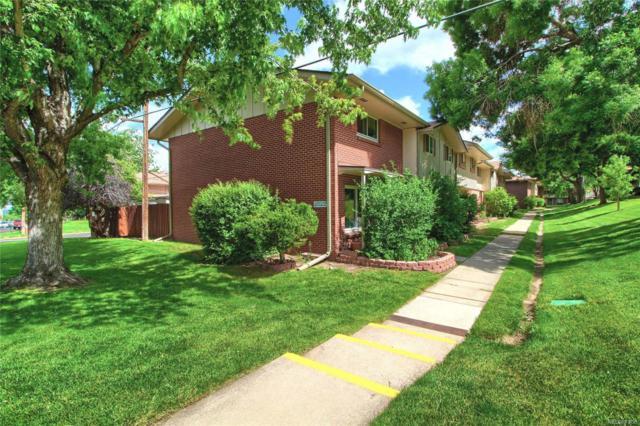 12542 W Virginia Avenue, Lakewood, CO 80228 (#2631535) :: Bring Home Denver