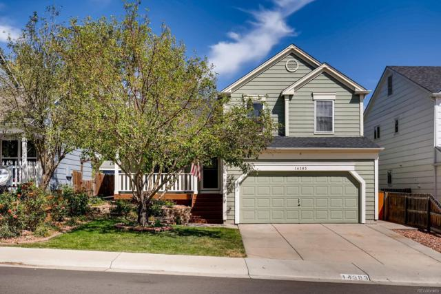 14383 W Yale Place, Lakewood, CO 80228 (#2631578) :: The City and Mountains Group