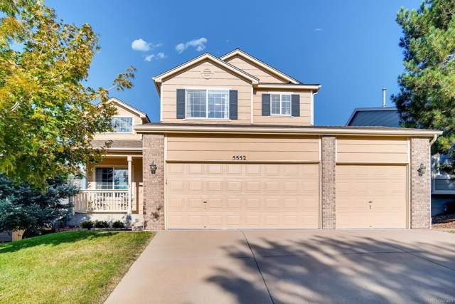 5552 S Valdai Way, Aurora, CO 80015 (#2631738) :: James Crocker Team