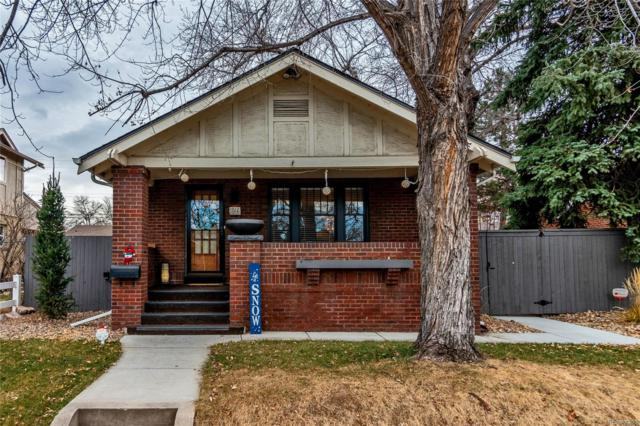 1866 S Pennsylvania Street, Denver, CO 80210 (#2632148) :: The Griffith Home Team