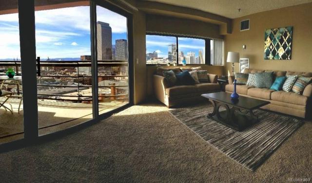 100 Park Avenue #1507, Denver, CO 80205 (#2632301) :: House Hunters Colorado