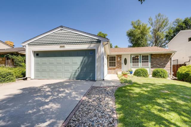 8861 W Cooper Avenue, Littleton, CO 80128 (MLS #2632398) :: 8z Real Estate