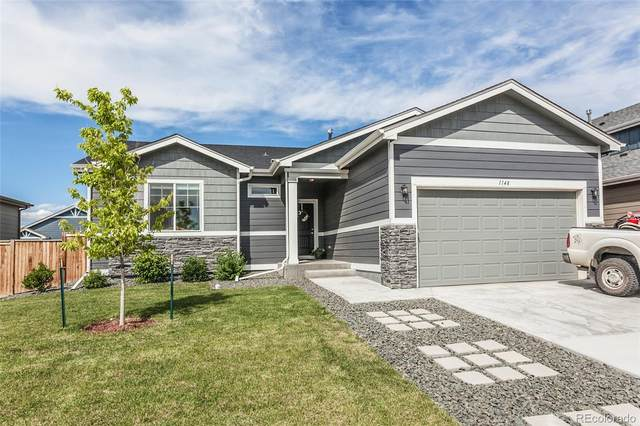 1148 Wagon Wheel Circle, Milliken, CO 80543 (#2632506) :: The DeGrood Team