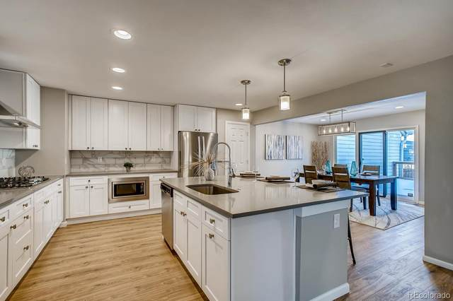 8505 E Temple Drive #447, Denver, CO 80237 (#2632796) :: HomeSmart