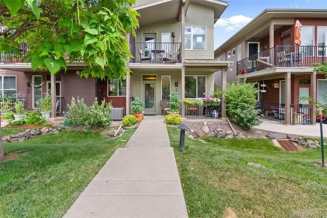 4600 17th Street #103, Boulder, CO 80304 (MLS #2632853) :: Neuhaus Real Estate, Inc.