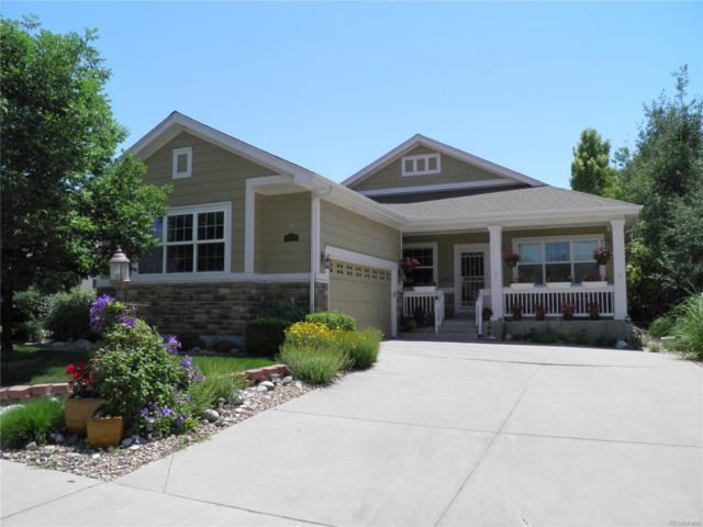 8828 E 152nd Court, Thornton, CO 80602 (#2633098) :: The Healey Group
