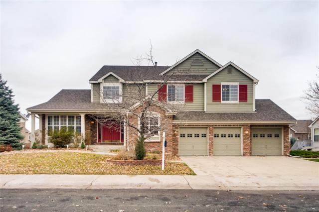 2841 W 110th Court, Westminster, CO 80234 (#2633130) :: The Peak Properties Group