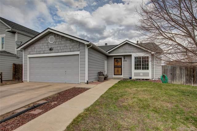 6402 Utica Street, Arvada, CO 80003 (MLS #2633328) :: 8z Real Estate