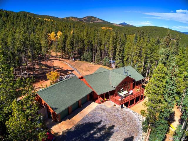 8854 Carol Lane, Conifer, CO 80433 (#2633421) :: Berkshire Hathaway Elevated Living Real Estate
