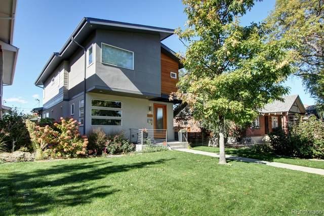 1365 S Sherman Street, Denver, CO 80210 (#2633444) :: Venterra Real Estate LLC