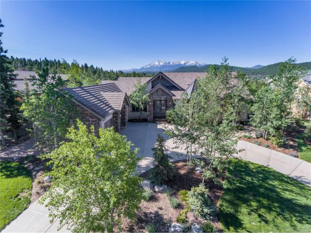 555 Pembrook Drive, Woodland Park, CO 80863 (MLS #2633843) :: 8z Real Estate