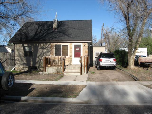 470 G Avenue, Limon, CO 80828 (#2634003) :: Wisdom Real Estate
