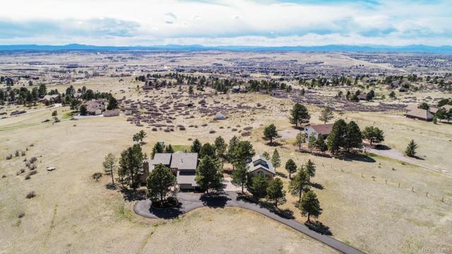 7829 N Sunrise Trail, Parker, CO 80134 (#2634468) :: Colorado Team Real Estate