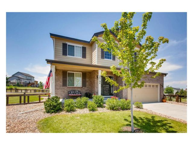 26184 E Frost Place, Aurora, CO 80016 (MLS #2634632) :: 8z Real Estate